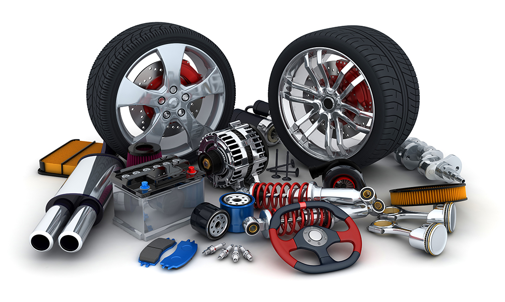 Vehicle Fitment Parts